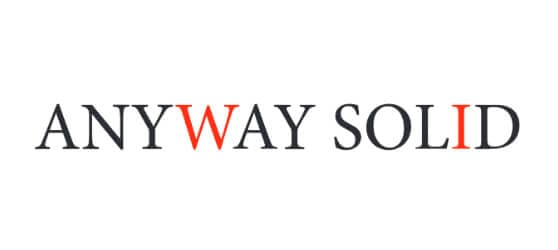 Logo de Anyway Solid